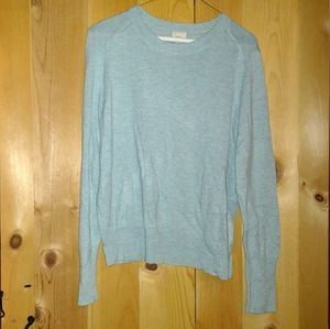 A New Day • SOFT BABY BLUE SWEATER